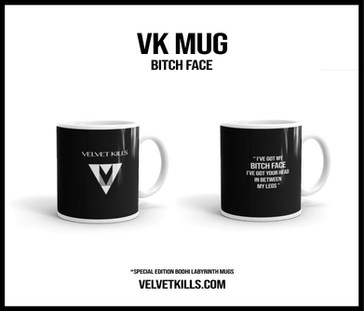 VK MUG - Bitch Face