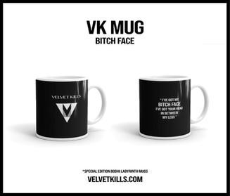 VK MUG - Bitch Face