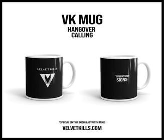 VK MUG - Hangover Caling