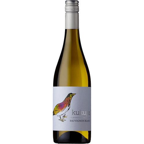 Kukupa Sauvignon Blanc, Marlborough, NZ, 2019 - case of 6 bottles