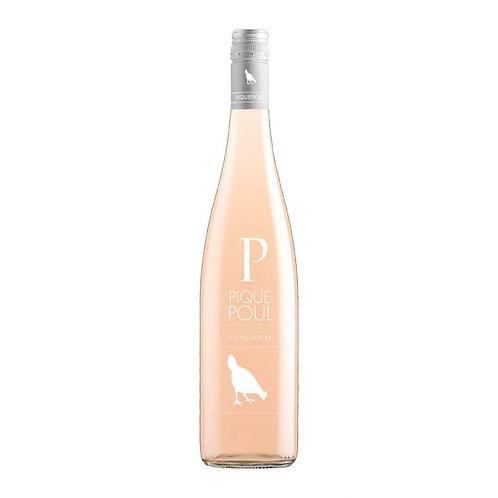 Piquepoul Noir Rose `Foncalieu`, Languedoc, France 2019 - case of 6 bottle
