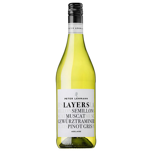 Peter Lehmann Layers, Adelaide White, Australia 2019 - case of 6 bottles