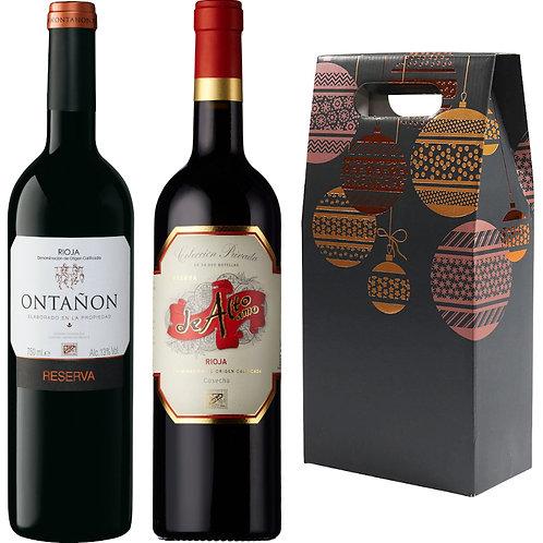 Rioja Christmas Gift Duo