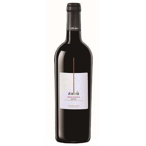 Vigneti Zabù, Nero d`Avola, Italy, 2019 - case of 6 bottles