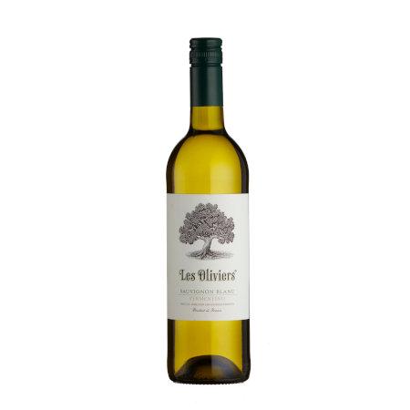 Les Oliviers Sauvignon Blanc Vermentino, Pays d'Oc 2019
