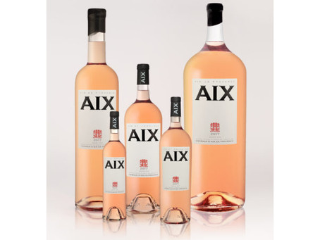 AIX Provence Rosé, France, 2017 - May 2018 Wine of the Month
