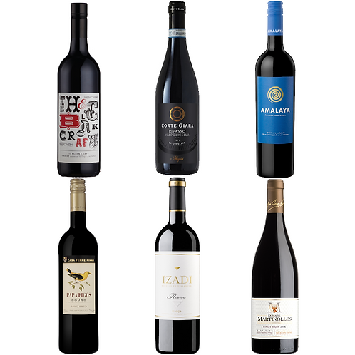 Spring Luxury Red Selection - Case of 6 Bottles