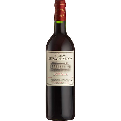 Château Buisson-Redon, Bordeaux 2016 - case of 6 bottles