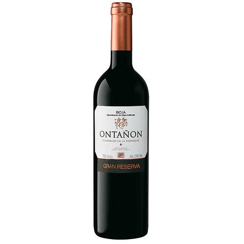 Ontañón Rioja Gran Reserva 2010 - case of 6 bottles