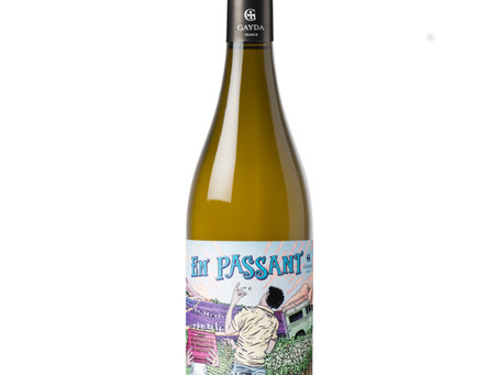 Domaine Gayda 'En Passant' Blanc, Pays d'Oc, France 2016 - Wine of the Month - November 2018
