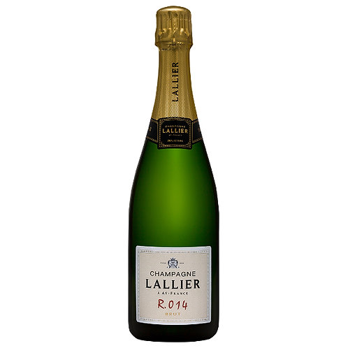 Champagne Lallier Brut R.015 - case of 6 bottles