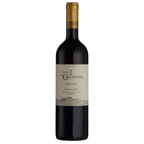 Crocera Barbera d'Asti Superiore, Italy 2017 - case of 6 bottles