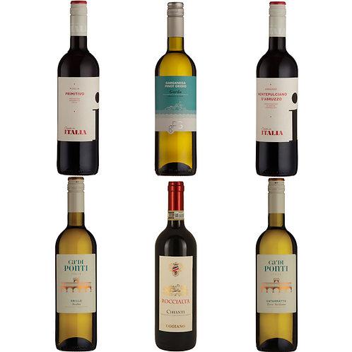Super Value Everyday Italian Mix -  Case of 12 bottles