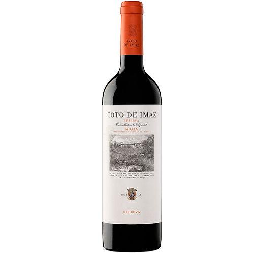 5 Litre El Coto, 'Coto de Imaz' Rioja Reserva, Spain, 2015 - 1 x 500cl Bottle