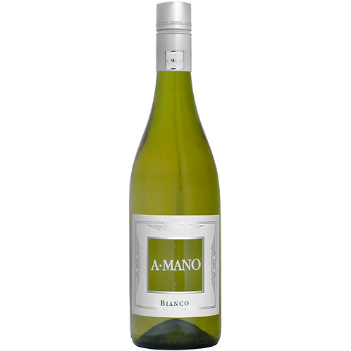 A Mano Bianco, Italy - case of 6 bottles