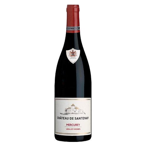 Château de Santenay, Mercurey Rouge `Vielles Vignes`, Burgundy - case of 6
