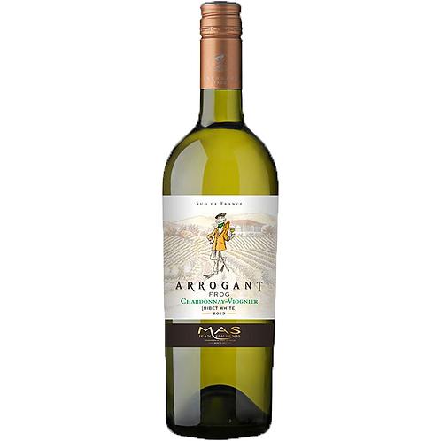 Paul Mas Arrogant Frog Chardonnay Viognier, Pays d'Oc - case of 6 bottles