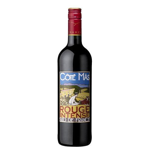 Côté Mas Rouge Intense, France - case of 6 bottles