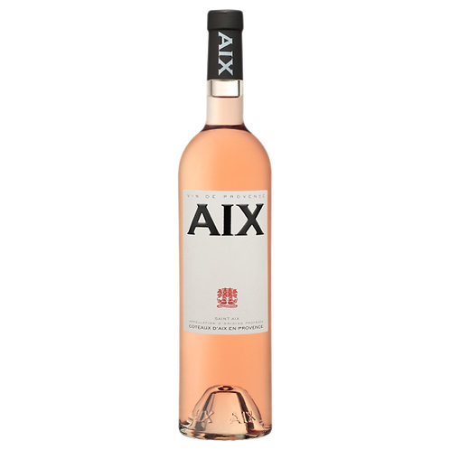 AIX Rosé, Coteaux d'Aix-en- Provence - case of 6 bottles