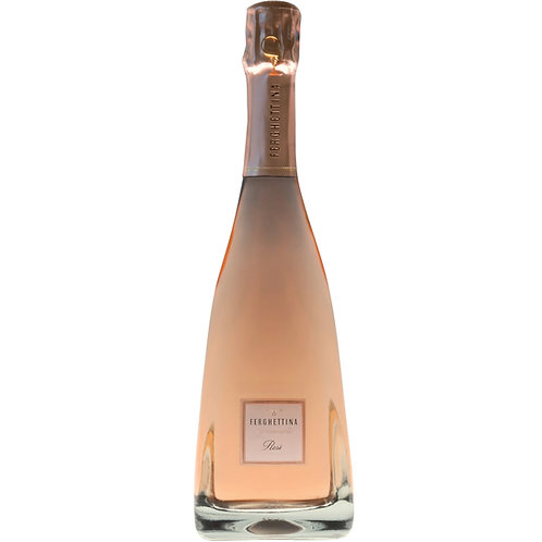 Ferghettina Franciacorta Rosé Brut 2016, Lombardia, Italy - CASE OF 6 BOTT