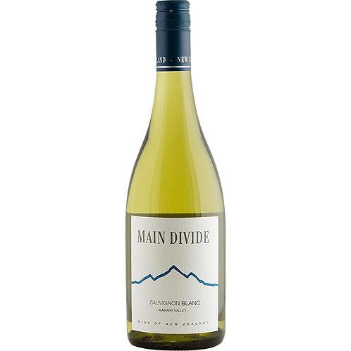 Main Divide Sauvignon Blanc, New Zealand - case of 6 bottles
