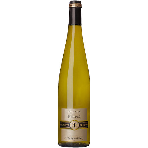 Cave de Turckheim Réserve Gewurtraminer, Alsace, France 2018 - case of 6 bottles