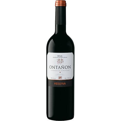 Ontañón Rioja Reserva 2010 - case of 6 bottles