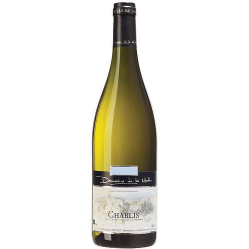 Domaine de la Motte Chablis 2019 - case of 6 bottles