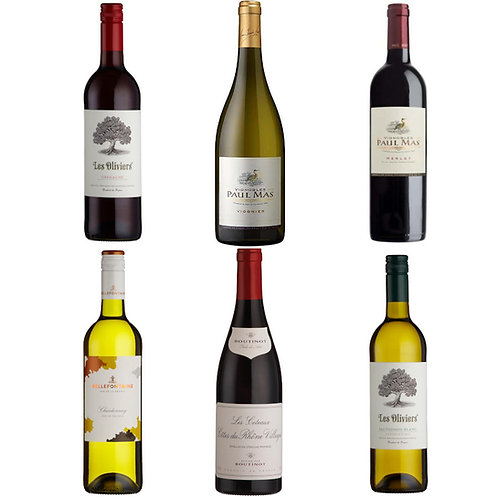 Super Value Everyday French Mix -  Case of 12 bottles
