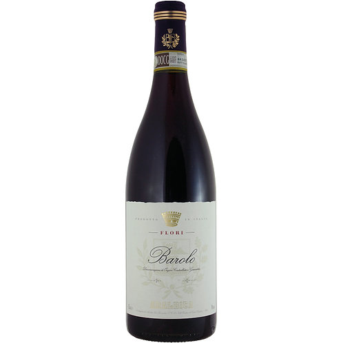 Araldica Barolo 'Flori',  Italy 2015 - case of 6 bottles