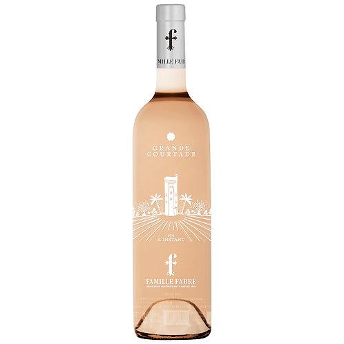 Famille Fabre Le Grand Courtade Rosé, Pays D'oc, France, 2020 - Case of 6 Bottle