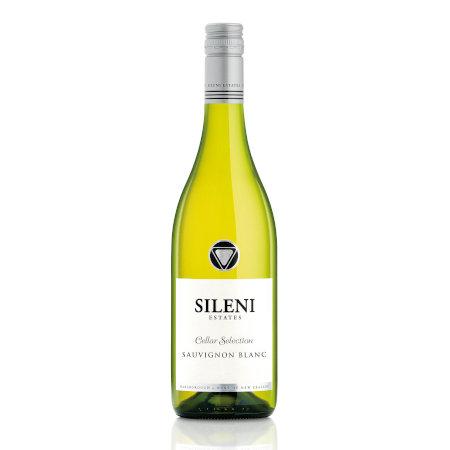 Sileni Cellar Selection Sauvignon Blanc, Marlborough 2019 - case of 6 bottles