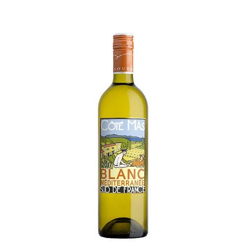 Côté Mas Blanc Mediterranee, France - case of 6 bottles