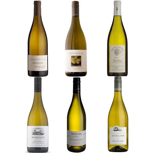 Elegant Sauvignon Selection - mixed case of 6 bottles