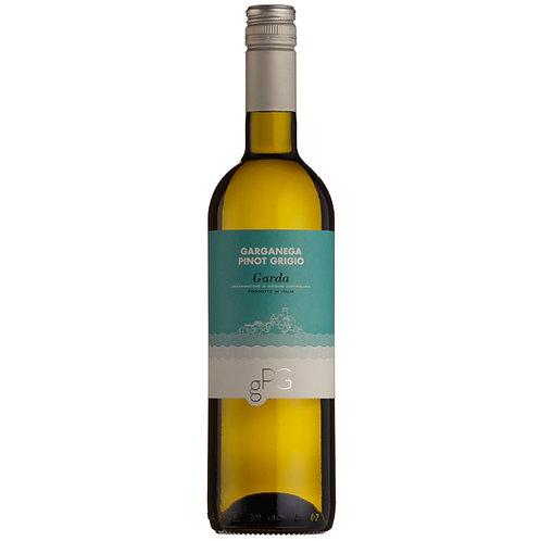 Pinot Grigio / Gargenega DOC Garda 2018 - case of 6 bottles