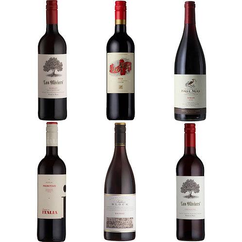 January Winter Warmers -  Case of 12 bottles