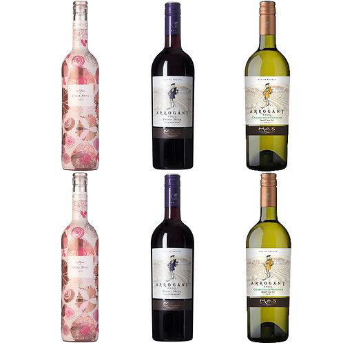 Paul Mas Trio, France - case of 6 bottles