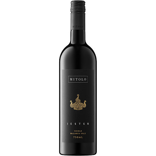 Mitolo, `Jester` McLaren Vale Shiraz 2017 - case of 6 bottles