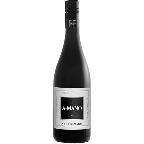 A Mano, Negroamaro, Italy - case of 6 bottles
