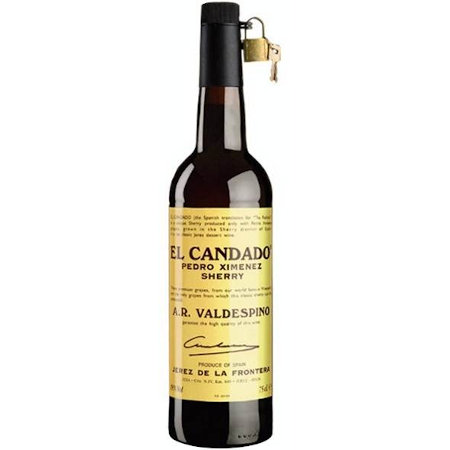 Valdespino, Pedro Ximénez El Candado, Jerez, Spain NV (37.5cl)- Case of 6 bottle