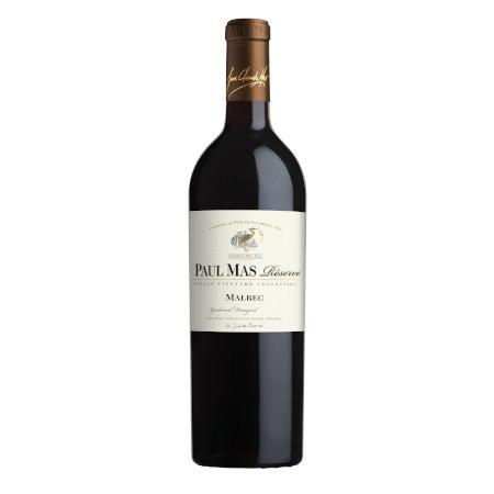 Paul Mas  Singlr Vineyard Malbec Pays d'Oc - Case of 6 bottles