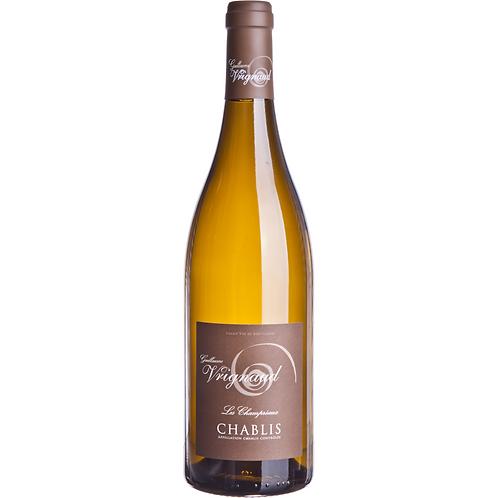 Domaine Vrignaud, Chablis `Les Champréaux` - case of 6 bottles