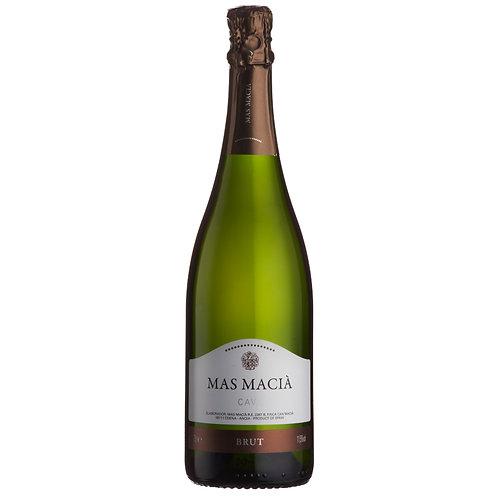 Mas Macià Cava Brut NV - case of 6 bottles