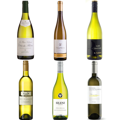 July White Case of the Month - Case of 6 Bottles