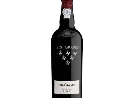 Graham's Six Grapes Port - Wine of the Month - December 2018