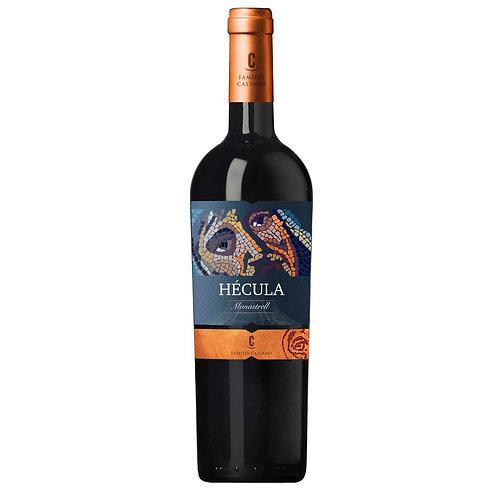 Familia Castaño, `Hécula` Monastrell, Murcia, Spain 2018 - case of 6 bottles