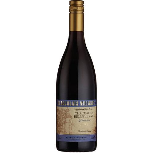 Château de Belleverne, Beaujolais Villages 2019 - case of 6 bottles