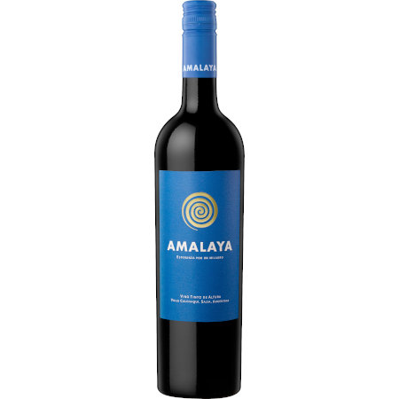Amalaya, Calchaquí Valley Malbec, Argentina 2018 - case of 6 bottles