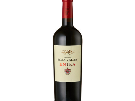Enira, Bessa Valley, Bulgaria, 2014 - October 2018 Wine of the Month