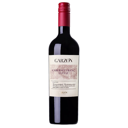 Bodega Garzón Estate, Cabernet Franc/Tannat, 2017  - case of 6 bottles